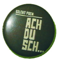 "Button ""Ach du Sch..."""